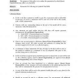 Bad Debt Collection Policy_Page_1