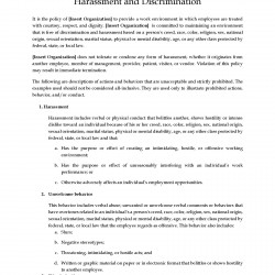 Harassment and Discrimination_Page_1