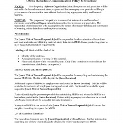OSHA Hazardous Communication Policy_Page_1