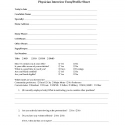 Physician Interview Form_Page_1